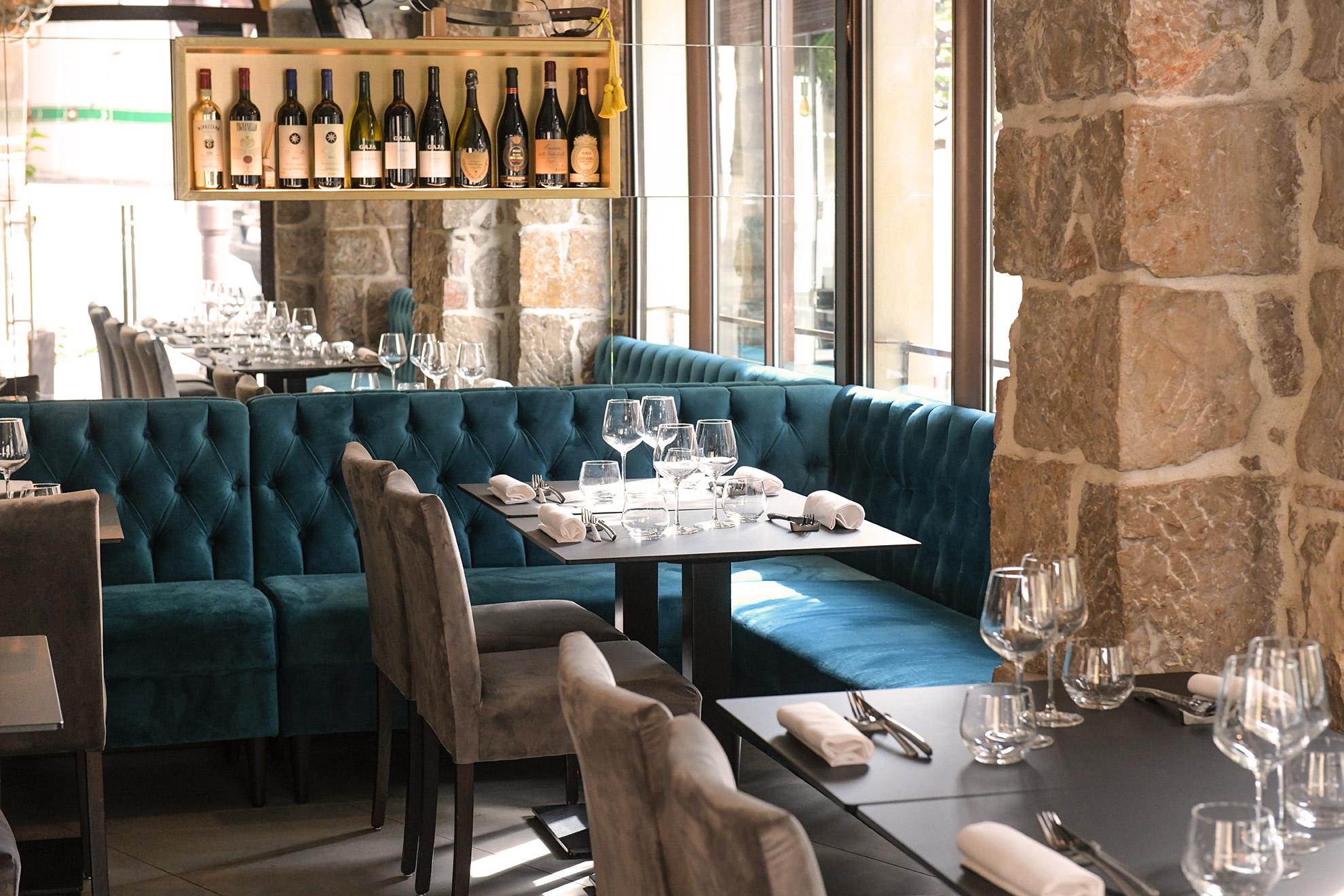 Marcello Restaurant, Monaco - Montecarlo