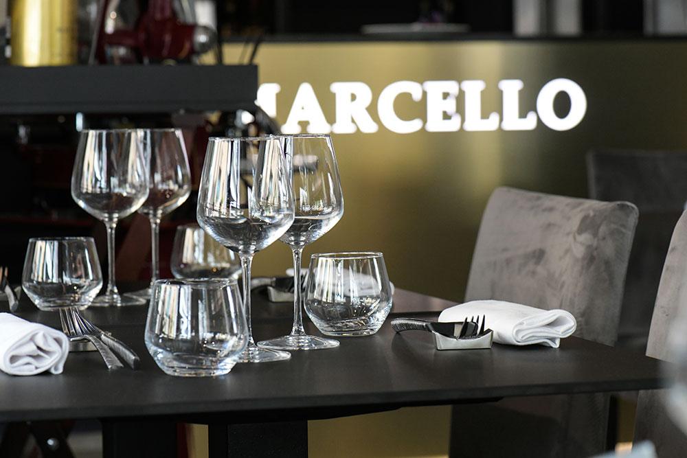 Le nouveau Marcello Montecarlo Restaurant